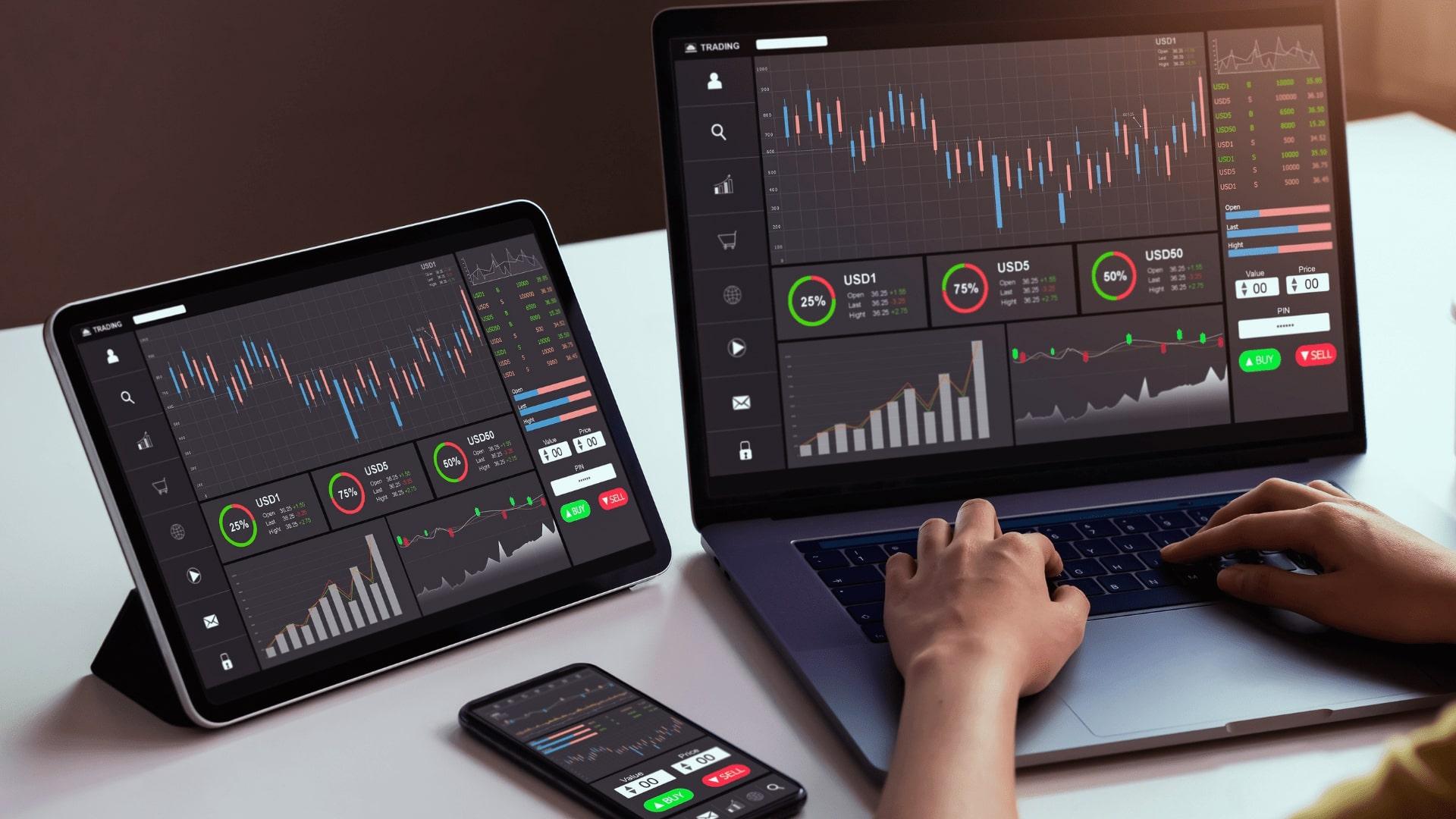 Obchodná platforma porovnanie