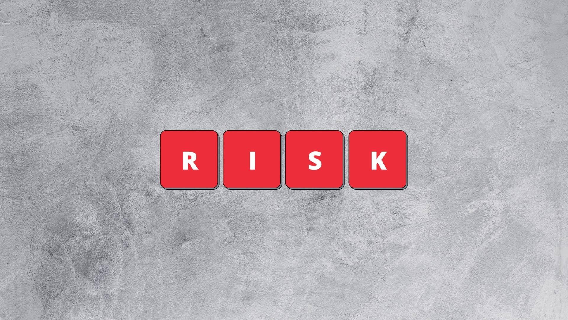 Upozornenie na riziko obchodovania na burze