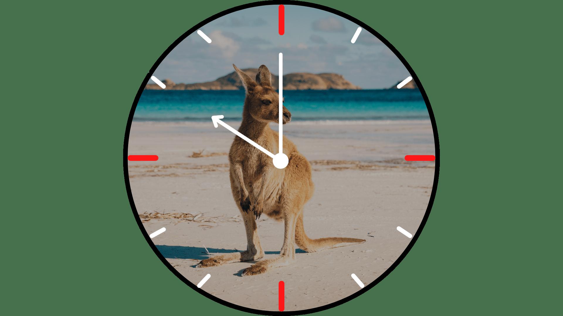 Čas obchodovania na austrálskej burze