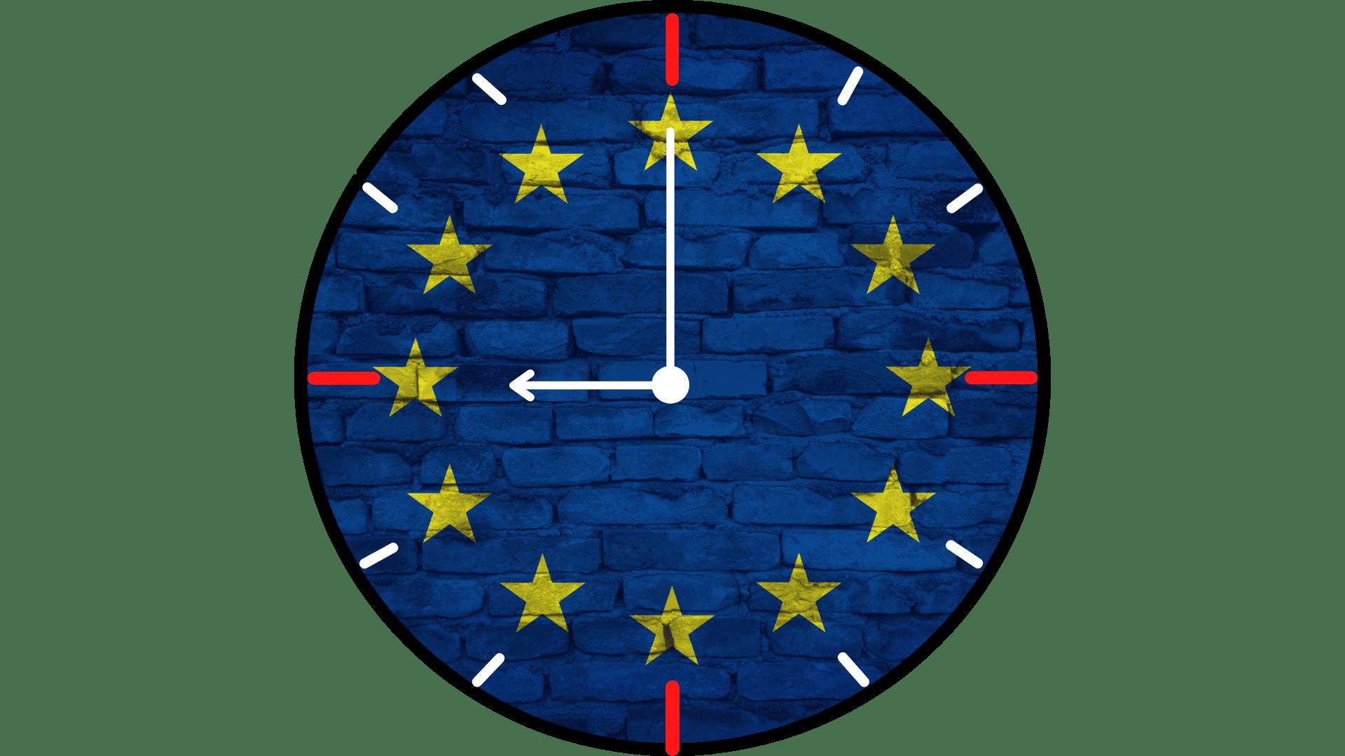 Čas obchodovania na európskej burze