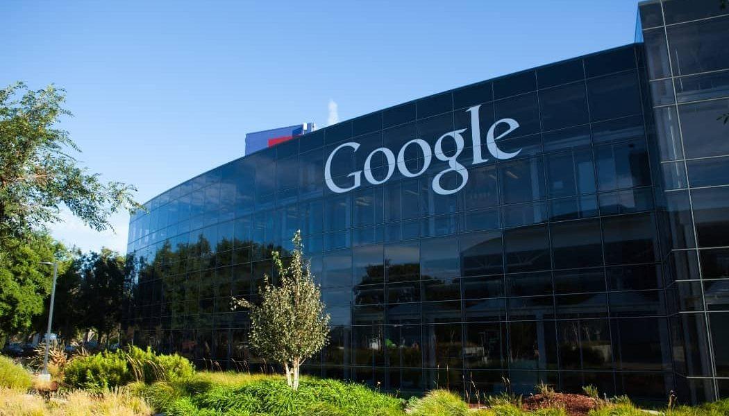 obchodovanie na burze - spoločnosť Google kótovaná na burze